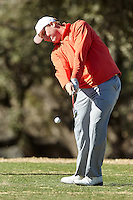SAN ANTONIO, TX - FEBRUARY 9, 2016: The UTSA Oak Hills Invitational Men's Golf Tournament at Oak Hills Country Club. (Photo by Jeff Huehn)