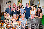 Geraldine Kissane from Leith East, Tralee celebrating her 50th birthday with friends and family on Saturday night at Bella Bia's