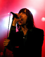 Primal Scream performing at Billboard, Melbourne, 8 February 2009