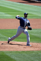 Tyson Ross - San Diego Padres 2016 spring training (Bill Mitchell)