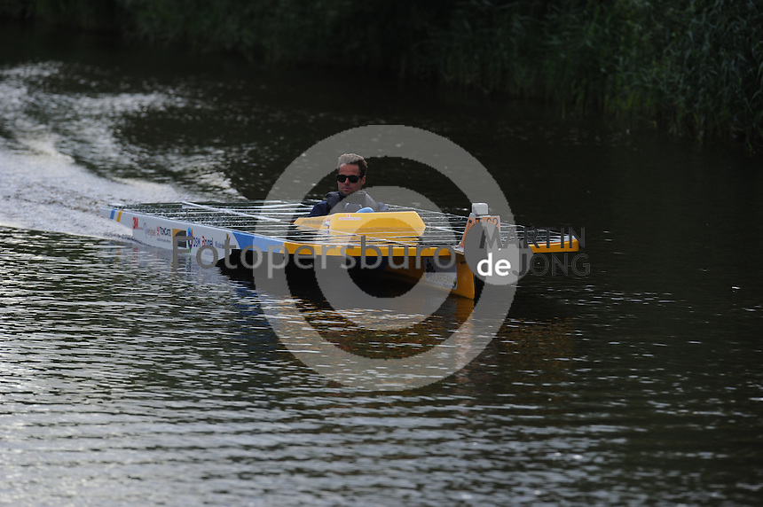 ALGEMEEN: DRACHTEN: 30-06-2014, Solar Challenge, ©foto Martin de Jong