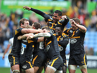 European Rugby Champions Cup quarter-final match Wasps v Exeter Chiefs at Ricoh Arena Stadium, Coven