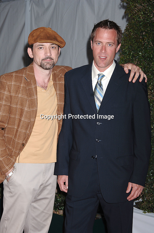 Rich Coster and Robert Bogue ..at The SOAPnet and The National Academy Of Television Arts & Sciences Annual Daytime Emmy Awards Nominee Party on April 27, 2006 at The Hollywood Roosevelt Hotel. ..Robin Platzer, Twin Images