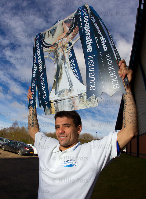 Nacho Novo previews the CIS Cup Final