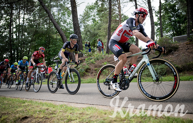 John Degenkolb (DEU/Lotto-Soudal)<br /> <br /> the inaugural GP Vermarc 2020 is the very first pro cycling race in Belgium after the covid19 lockdown of Spring 2020 & which was only set up some weeks in advance to accommodate belgian teams by providing racing opportunities asap after the lockdown allowed for racing to restart (but still under strict quarantine / social distancing measures for the public, riders & press)<br /> <br /> Rotselaar (BEL), 5 july 2020<br /> ©kramon
