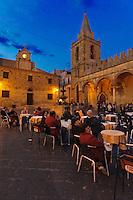 Chiese Matrice Vecchia in Castelbuono, Sizilien, Italien