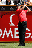 Jeev Milkha Singh (IND) on the 1st day of the Omega European Masters, Crans-Sur-Sierre, Crans Montana, Switzerland..Picture: Golffile/Fran Caffrey..