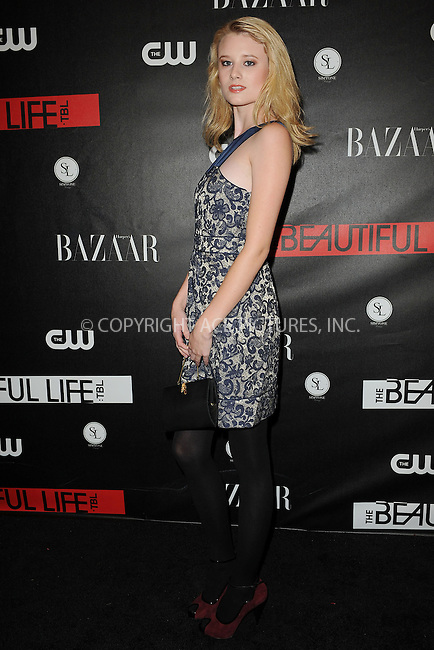 WWW.ACEPIXS.COM . . . . . ....September 12 2009, New York City....Natalie Floyd at the CW Network party for the new series 'The Beautiful Life: TBL' at the Simyone Lounge on September 12, 2009 in New York City.....Please byline: KRISTIN CALLAHAN - ACEPIXS.COM.. . . . . . ..Ace Pictures, Inc:  ..tel: (212) 243 8787 or (646) 769 0430..e-mail: info@acepixs.com..web: http://www.acepixs.com