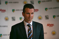 09-01-14, Netherlands, Rotterdam, TC Kralingen, ABNAMROWTT Press-conference, , Richard Krajicek<br /> Photo: Henk Koster