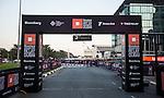 Branding on track  - Bloomberg Square Mile Relay - Dubai 2016