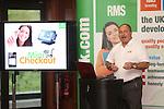 RMS Mini Checkout<br /> 22.05.14<br /> &copy;Steve Pope-FOTOWALES