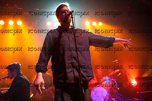 John Grant (former The Czars frontman) - performing live at the Empire in Shepherd's Bush London UK - 15th May 2013.  Photo credit: Justin Ng/Music Pics Ltd/IconicPix