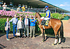 Supersized Soldier winning at Delaware Park on 10/7/15