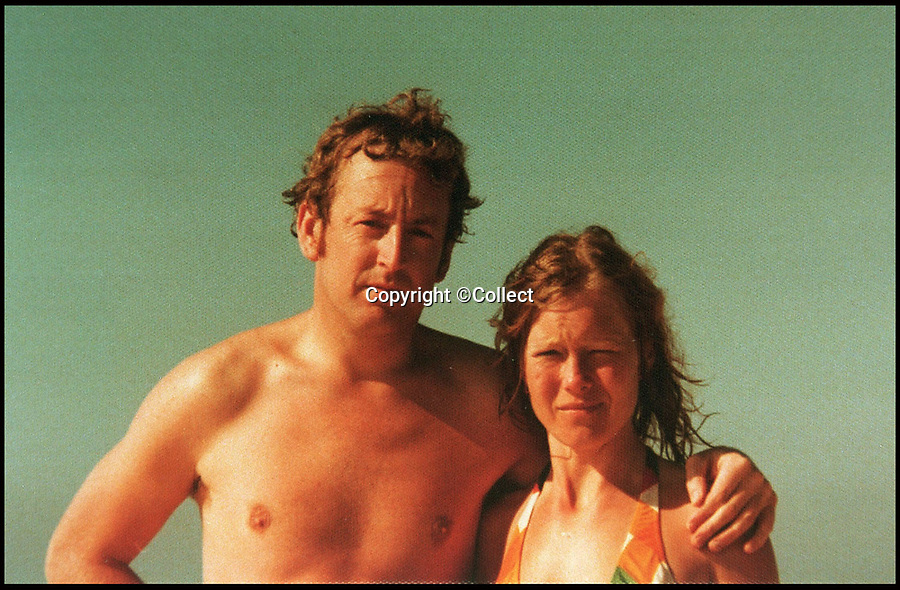 BNPS.co.uk (01202 558833)<br /> Pic: Collect/BNPS<br /> <br /> Russell Causley with daughter Samantha on holiday in the 80's.<br /> <br /> A grieving daughter has today spoken of her outrage that her father could be released from prison later this year without having told her what he did with her mother's body.<br /> <br /> Russell Causley has spent 21 years in prison for the 1985 murder of his wife Carole Packman, becoming one of the first killers in UK history to be found guilty without his victim's remains ever being found. <br /> <br /> Causley was jailed 11 years after Carole's disappearance following confessions to cellmates while serving time in prison for fraud - a sentence he was handed after a lavish attempt to fake his own death as part of an insurance scam in 1993. <br /> <br /> Carole's daughter Samantha Gillingham, 48, successfully pleaded with the Parole Board in 2014 to keep Causley incarcerated, but is now braced for a fresh parole hearing on a date that is yet to be set between September and January.