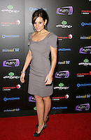 KARA DIOGUARDI.At SWAGG VIP Kid Rock Concert at the Joint inside the Hard Rock Hotel and Casino, Las Vegas, Nevada, USA,.7th January 2010..full length grey gray dress black shoes heels shoulder pads .CAP/ADM/MJT.© MJT/AdMedia/Capital Pictures.