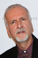 "WEST HOLLYWOOD, CA, USA - FEBRUARY 27: James Cameron at the 5th Anniversary Celebration Of Suzy Amis Cameron's Ecofashion Campaign ""Red Carpet Green Dress"" held at Palihouse on February 27, 2014 in West Hollywood, California, United States. (Photo by David Acosta/Celebrity Monitor)"