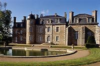 Europe/France/Bretagne/22/Côtes d'Armor/Lanvellec: Château de Rosanbo