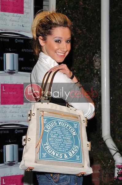 """Ashley Tisdale<br />at the launch of """"L eau de parfum"""". Fred Segal, Los Angeles, CA. 02-15-06<br />Scott Kirkland/DailyCeleb.Com 818-249-4998"""