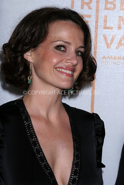 WWW.ACEPIXS.COM . . . . .  ....April 26, 2007. New York City.....Actress Carla Gugino attends the 2007 Tribeca Film Festival premiere of 'Gardener Of Eden' at the Borough of Manhattan Community College.......Please byline: JOHN WARD - ACEPIXS.COM.... *** ***..Ace Pictures, Inc:  ..Philip Vaughan  (646) 769 0430..e-mail: info@acepixs.com..web: http://www.acepixs.com