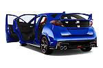 Car images of 2015 Honda Civic Type-R 5 Door Hatchback Doors