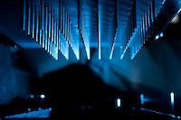 Belo Horizonte_MG, Brasil...Laboratorio de BioTecnologia Katal. Na foto detalhe de tubos de ensaio...Katal biotechnology laboratory. In this photo, detail of vials...FOTO: LEO DRUMOND /  NITRO.