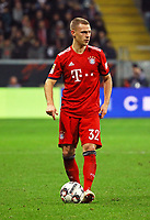 Joshua Kimmich (FC Bayern Muenchen) - 22.12.2018: Eintracht Frankfurt vs. FC Bayern München, Commerzbank Arena, DISCLAIMER: DFL regulations prohibit any use of photographs as image sequences and/or quasi-video.