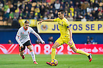 Bruno Soriano Llido of Villarreal CF in action during their La Liga match between Villarreal CF and Valencia CF at the Estadio de la Cerámica on 21 January 2017 in Villarreal, Spain. Photo by Maria Jose Segovia Carmona / Power Sport Images