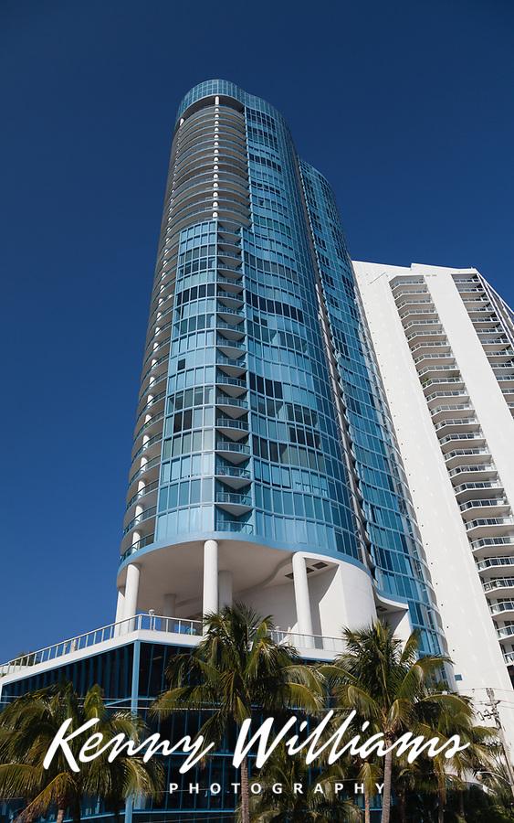 Las Olas River House, Condominium, Fort Lauderdale, Florida, FL, America, USA.