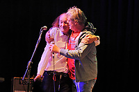 LONDON, ENGLAND - OCTOBER 8: John Otway and Jilted John (Graham Fellows) performing at 229 on October 8, 2018 in London, England.<br /> CAP/MAR<br /> &copy;MAR/Capital Pictures
