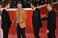 Edward Norton, Bill Murray , Bobby Cannavale, John Turturro <br /> Roma 17/10/2019 Auditorium Parco della Musica <br /> Motherless Brooklin Red Carpet <br /> Roma Cinema Fest <br /> Festa del Cinema di Roma 2019 <br /> Photo Andrea Staccioli / Insidefoto
