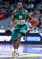 Zalgiris Kaunas' Oliver Lafayette during Euroleague 2012/2013 match.January 11,2013. (ALTERPHOTOS/Acero) NortePHOTO
