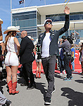 Formula 1 United States Grand Prix 2014, 31.10.-02.11.14<br /> Fahrerparade/Drivers Parade:<br /> Nico Rosberg(GER#6), Mercedes AMG Petronas F1 Team<br /> Foto &copy; nordphoto /  Bratic