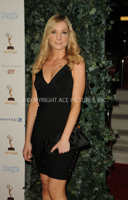 WWW.ACEPIXS.COM . . . . .  ....September 16 2011, LA....Joanne Froggatt arriving at the 63rd Annual Emmy Awards Performers Nominee Reception held at Pacific Design Center on September 16, 2011 in West Hollywood, California. ....Please byline: PETER WEST - ACE PICTURES.... *** ***..Ace Pictures, Inc:  ..Philip Vaughan (212) 243-8787 or (646) 679 0430..e-mail: info@acepixs.com..web: http://www.acepixs.com