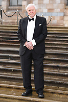 "Sir David Attenborough<br /> arriving for the world premiere of ""Our Planet"" at the Natural History Museum, London<br /> <br /> ©Ash Knotek  D3491  04/04/2019"