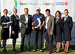 Paul Lawrie wins at the end of the Final Day Sunday of the Open de Andalucia de Golf at Parador Golf Club Malaga 27th March 2011. (Photo Eoin Clarke/Golffile 2011)