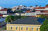 Centro histórico de São Luís. Maranhão. 2006. Foto de Ricardo Azoury.