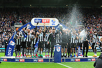 Newcastle United vs Barnsley 07-05-17