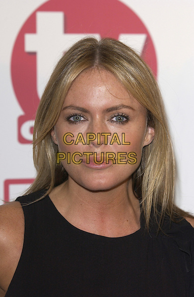 PATSY KENSIT.At the TV Quick & TV Choice Awards,.Dorchester Hotel, Park Lane,.London, 5th September 2005.portrait headshot black dress.www.capitalpictures.com.sales@capitalpictures.com.© Capital Pictures.