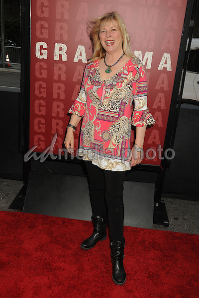 "10 June 2015 - Los Angeles, California - Candy Clark. LA Film Festival 2015 Opening Night Premiere of ""Grandma"" held at Regal Cinemas LA Live. Photo Credit: Byron Purvis/AdMedia"