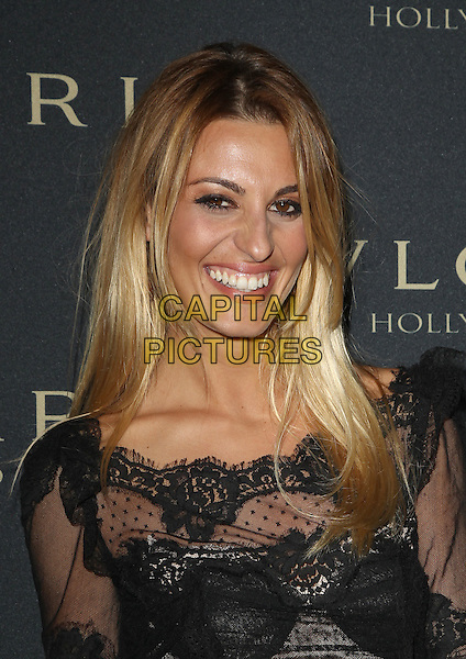 West Hollywood, CA - FEBRUARY 25: Sveva Alviti Attending BVLGARI Presents &quot;Decades Of Glamour&quot;, Held at Soho House California on February 25, 2014. Photo Credit:Sadou/UPA/MediaPunch<br /> CAP/MPI/SAD/UPA<br /> &copy;Sadou/UPA/MediaPunch/Capital Pictures