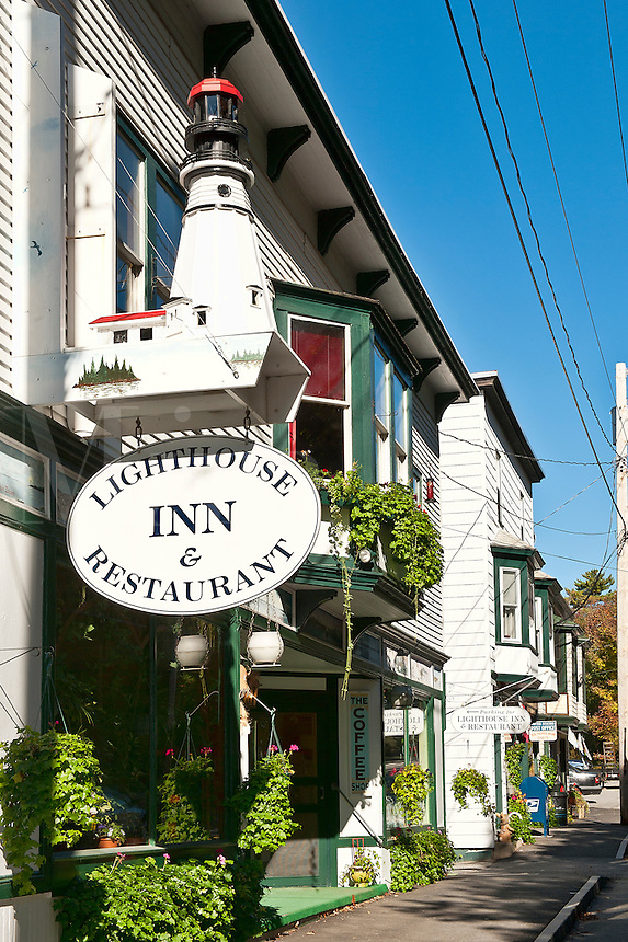 Lighthouse Inn and Restaurant, Seal Harbor, Maine
