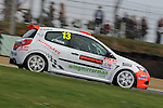 Jake Packun - Get On Track Developments Renault Clio Cup UK