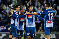 2018.01.17 Copa RCD Espanyol VS FC Barcelona