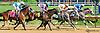 Mid Ocean winning at Delaware Park on 7/14/15
