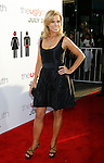 """HOLLYWOOD, CA. - July 16: Cheryl Hines arrives at the Los Angeles premiere of """"The Ugly Truth"""" held at the Pacific's Cinerama Dome on July 16, 2009 in Hollywood, California."""