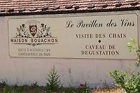 maison bouachon chateauneuf du pape rhone france