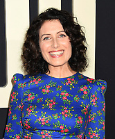 """HOLLYWOOD, CA - OCTOBER 15: Lisa Edelstein attends the premiere of Fox Searchlights' """"Jojo Rabbit"""" at Post 43 of the American Legion Hall on October 15, 2019 in Los Angeles, California.<br /> CAP/ROT/TM<br /> ©TM/ROT/Capital Pictures"""