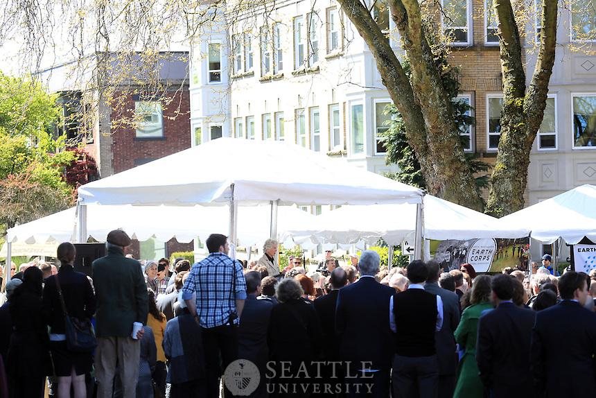 04222013- Bullitt Center grand opening on Earth Day