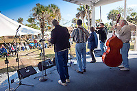 Bugtussel Ramblers perform at Jammin at the Hammock, Collier Seminole State Park, 2010. Photo by Debi PittmanWilkey
