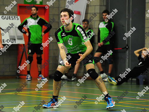 2014-11-29 / Volleybal / seizoen 2014-2015 / Mendo Booischot / Ruben Duwaerts<br /><br />Foto: mpics.be
